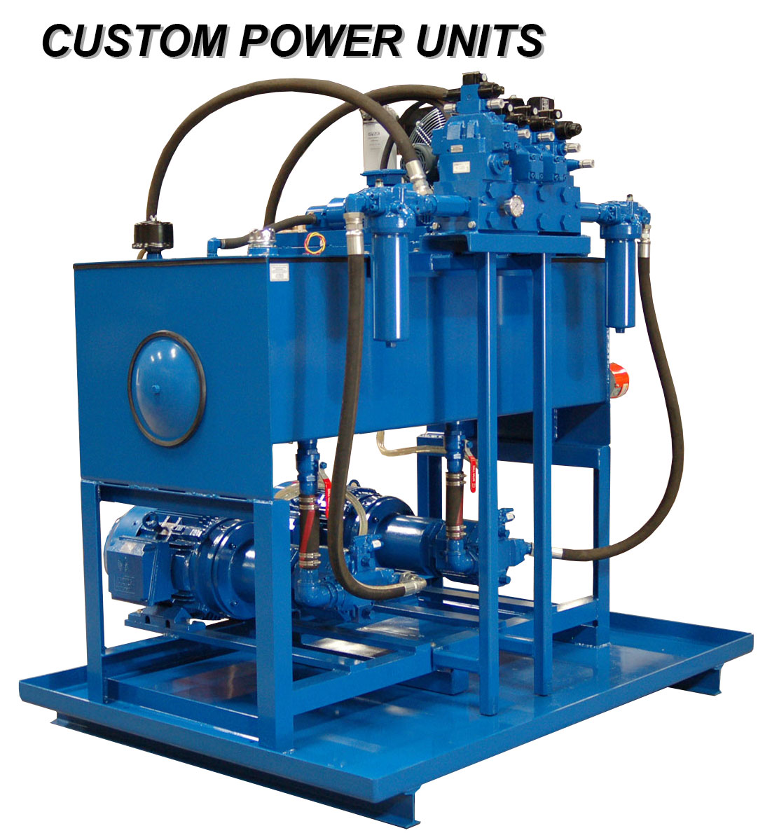 Custom Power Units